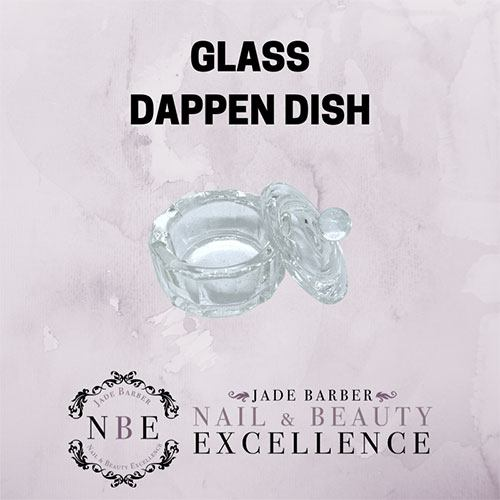 Glass Dappen Dish