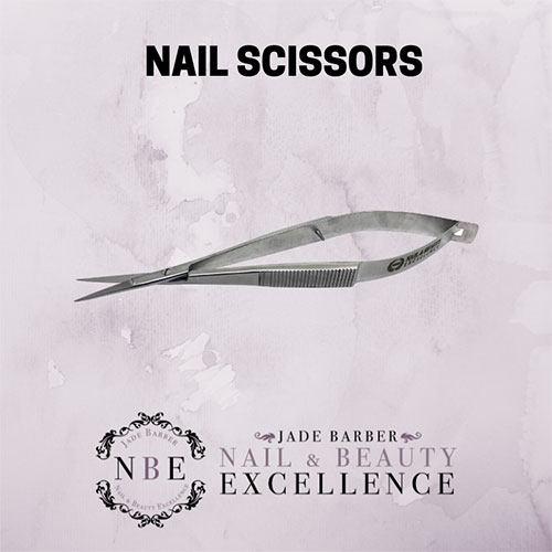 Spring Nail Scissors