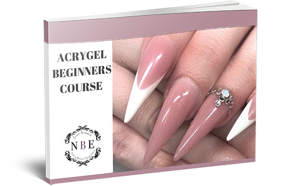 Free digital Nail and Beauty Excellence Student only manual