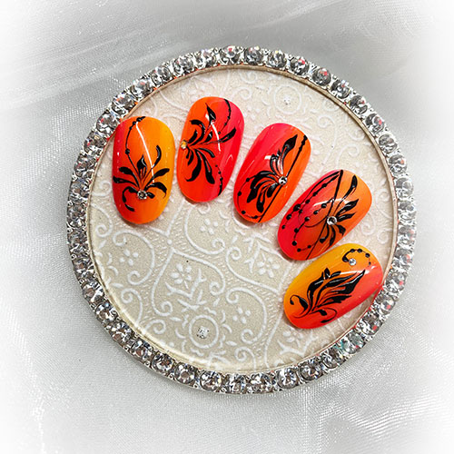 Interlace Nail Art Course
